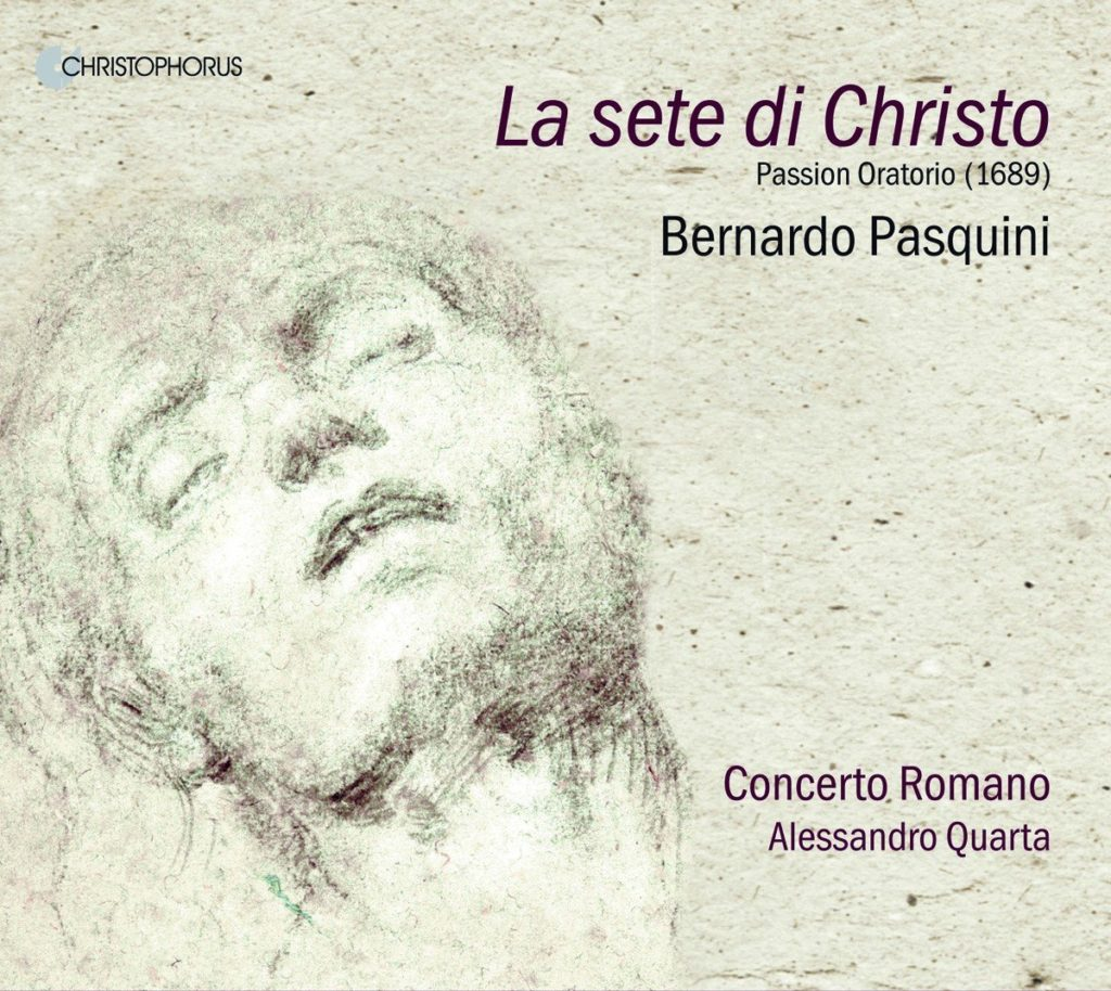 Francisco Fernandez-Rueda: La sete di Christo cd