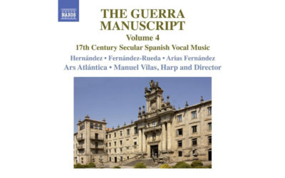 The Guerra Manuscript, Vol. 4. Qué dulcemente canta